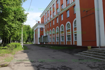 Здание Дворца культуры
