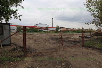 Стекольный завод на ул. Красная