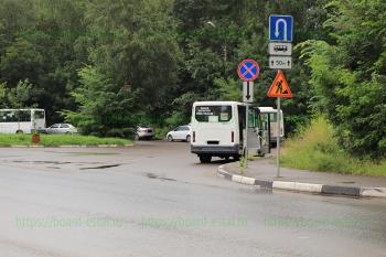 Маршрутное такси №120 в городе Электросталь