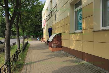 Банкомат в здании ул. Победы, дом 1