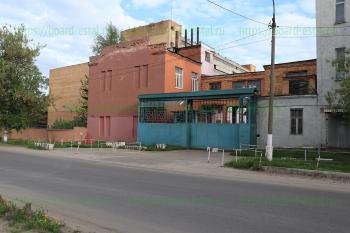 Въезд на территорию Электростальского химико-механического завода