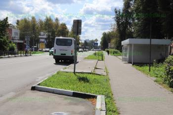 Маршрутное такси №111 в городе Электросталь