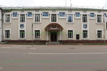 Административный корпус МСЗ