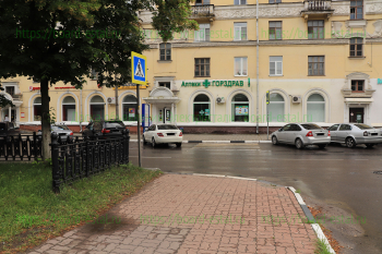 Аптека «Горздрав» на Советской