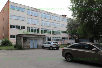Территория гимназии