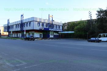 Здание автостанции Электростали, Железнодорожная, дом 7