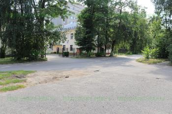 Медцентр «Сияние» на улице Загонова