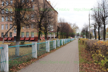 Школа №13 ул. Тевосяна