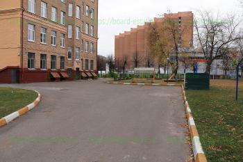 Территория школы