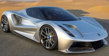 В Lotus будут выпускать только электрокары